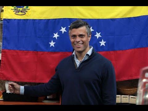 Encuentro de Leopoldo López con la comunidad venezolana de Celanova