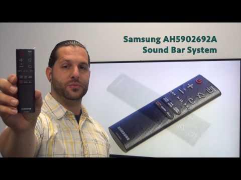 SAMSUNG AH5902692A Sound Bar System Remote - www.ReplacementRemotes.com