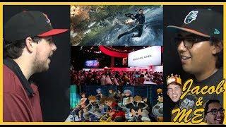 Square Enix E3 2018 Review - Jacob And Me Episode 3
