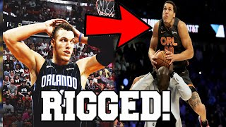 INSANE NBA DUNK CONTEST JUDGE CONTROVERSY! Aaron Gordon to Never Dunk Again!