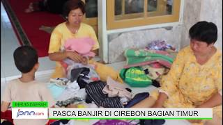 Banjir di Cirebon Ganggu Aktifitas Pendidikan - JPNN.COM