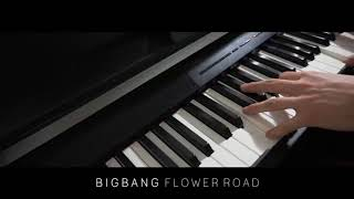 "BIGBANG ""꽃 길 (Flower Road)"" - Piano Cover"