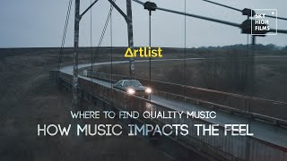 QUALITY MUSIC | HOW IT IMPACTS THE FEEL OF THE VIDEO | ARTLIST