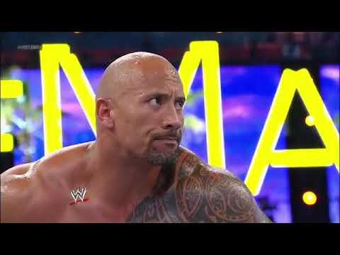 "FULL MATCH — The Rock vs. John Cena - ""Once in a Lifetime"" Match: WrestleMania XXVIII"