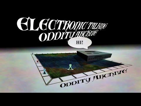 Oddity Archive: Episode 73 - Electronic Talking Oddity Archive! (Electronic Talking Board Games)