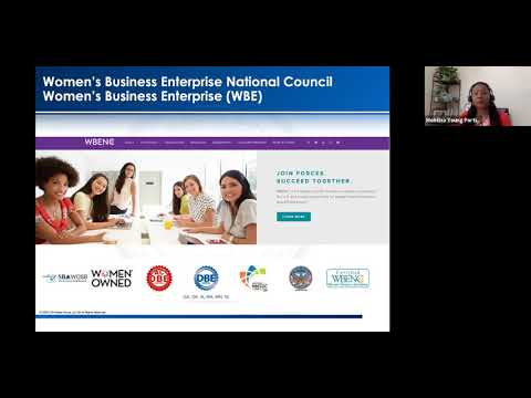 Become a Certified Woman-Owned Business