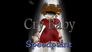 SPEEDPAINT Cry Baby Melanie Martinez