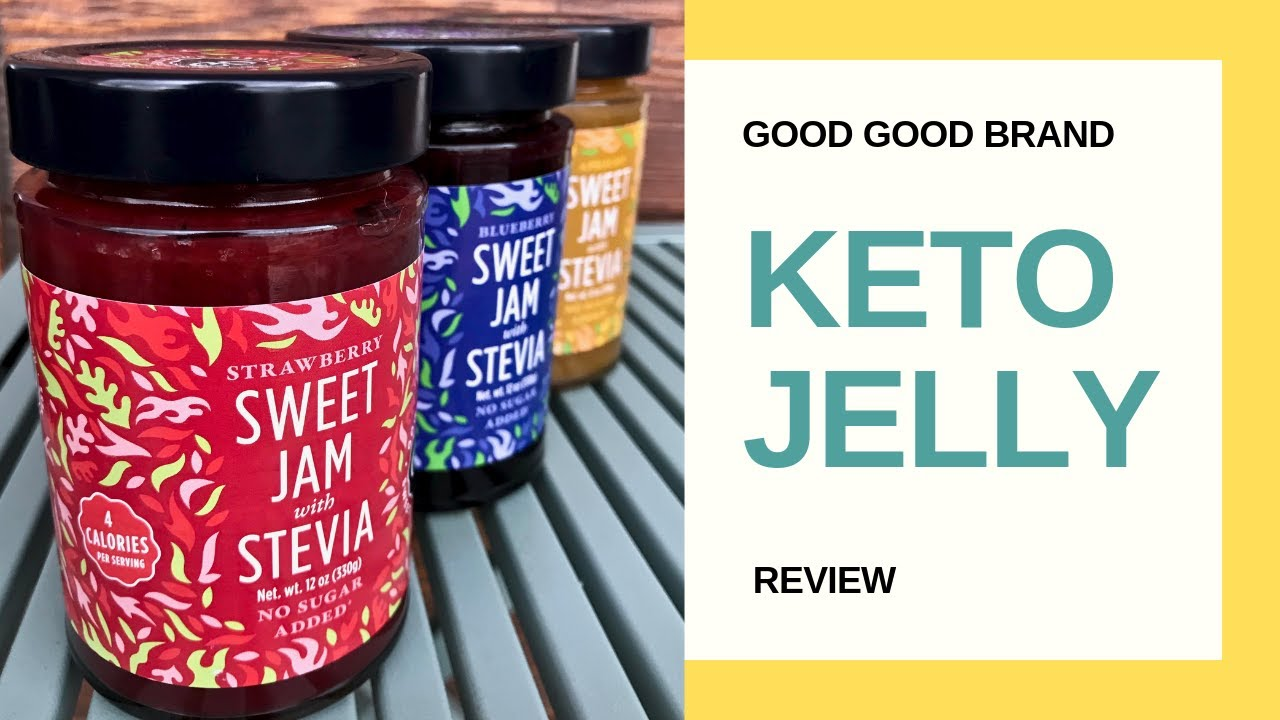 Top 7 Keto Jelly Brands & Low Carb Jams [2019] - Convenient Keto