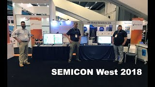 SEMICON West 2018   Collaboration with Final Phase Systems   INFICON
