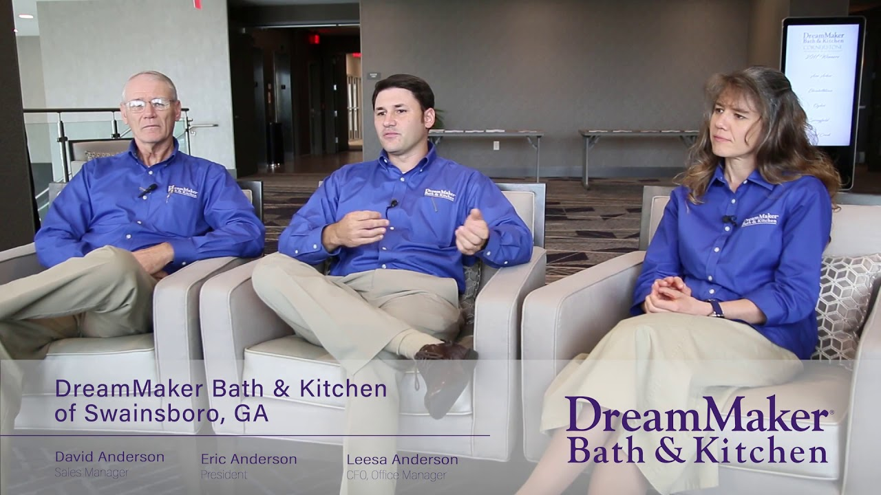 Dreammaker Bath Kitchen Franchise Costs And Franchise Info