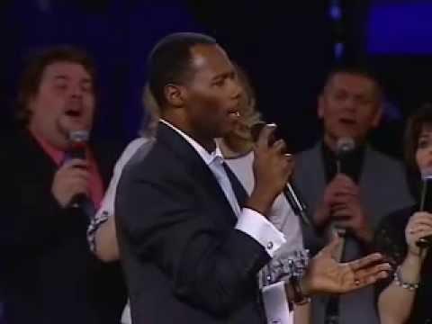 Micah Stampley Ministers at Benny Hinn Crusade Medley Part 2