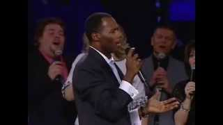 "Micah Stampley Ministers at Benny Hinn Crusade Medley Part 2 ""Lamb of God"", ""Fill My Cup Lord"""