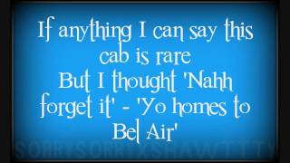 Will Smith / Fresh Prince Of Bel-Air [Theme song Lyrics]
