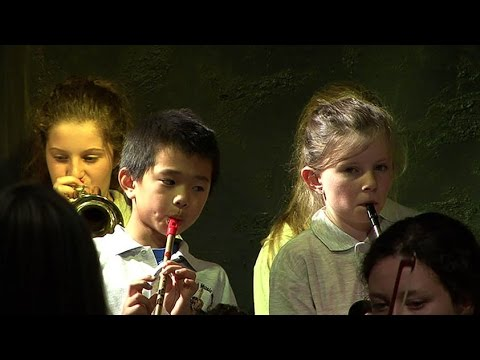 'Movers, Shakers & Music Makers' - Corrib Community Music Project