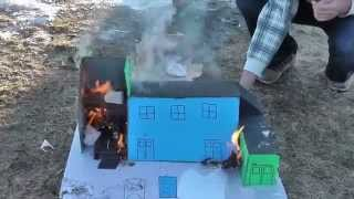 Burning our History Project + fun with the whole Gang!