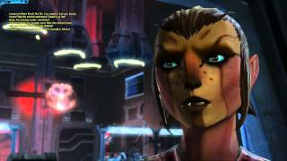 Star Wars: The Old Republic - Bounty Hunter Storyline Part 05