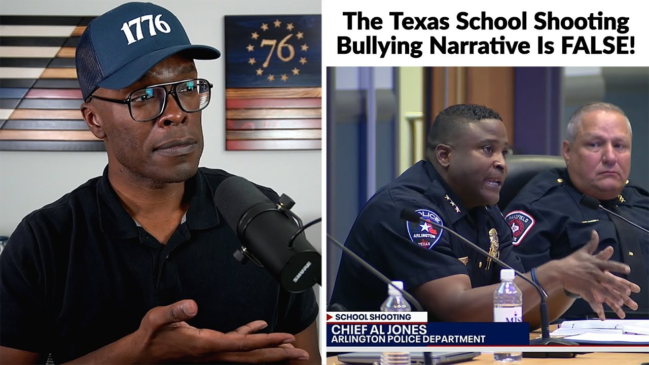 """UPDATE: The Texas School Shooting """"Bullying"""" Narrative Is BOGUS!"""