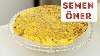 Patatesli Yumurta - Semen Öner - Yemek Tarifleri