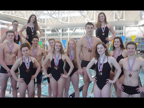 Gilmour Academy Swimming - 2019 State Championship Qualifiers