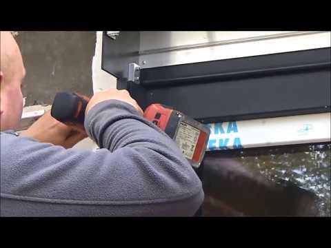 Jak zamontować żaluzje fasadowe w domu pasywnym