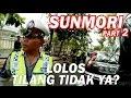 SUNMORI LOLOS RAZIA POLISI MOTOVLOG INDONESIA 37 Part 2