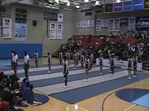 Brooklyn College Elite Cheerleaders Go For The Dynasty at CUNY AC Cheerleading Championships