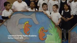 Lawrence Family Public Academy Spring Concert 2016