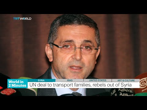 TRT World - World in Two Minutes, 2015, December 28, 11:00 GMT