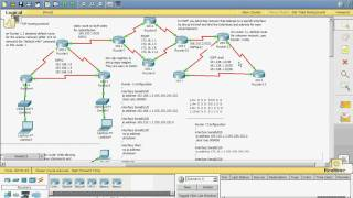 RIPV2,EIGRP,OSPF REDISTRIBUTION -How to redistribute - CCNA