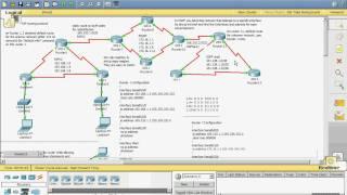 RIPV2,EIGRP,OSPF REDISTRIBUTION -How to redistribute - CCNA