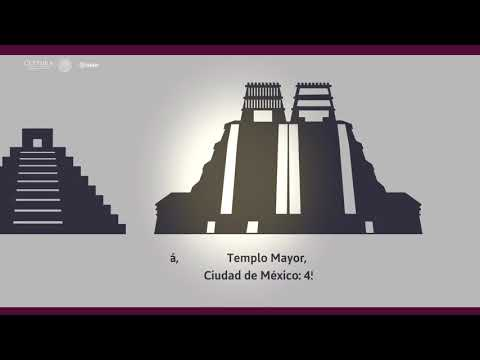 El Templo Mayor y su tamaño