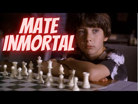 NIÑO DE 10 AÑOS DA UN MATE INMORTAL: Waitzkin vs Frumkin (New York, 1987)
