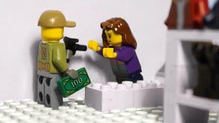 Lego Black Friday Shopping Fail