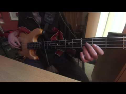 Autumn Leaves - Leslie Odom Jr. (bass cover)