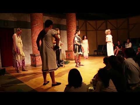Shakespeare Play at Clairbourn School