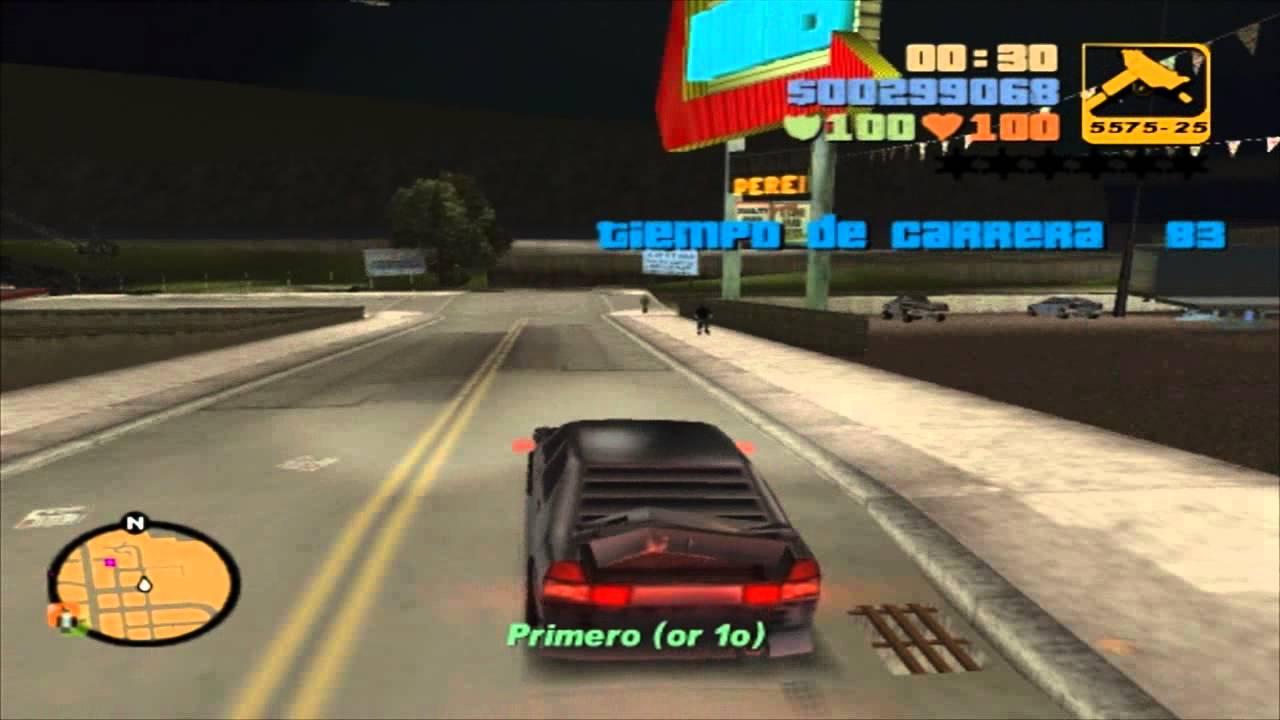 GTA: III_Mision :23_Turismo_(HD) - YouTube