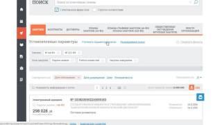Сайт госзакупки работа с поиском и фильтрами(, 2016-11-14T11:39:16.000Z)