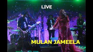 Download Mulan Jameela, Bukannya Aku Takut  with Dede Aldrian on lead gitar (Lemigas)