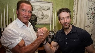 Arnold Schwarzenegger Is Back !!!