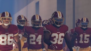 Madden 18 Giants vs Redskins All Madden   PS4 Pro Gameplay