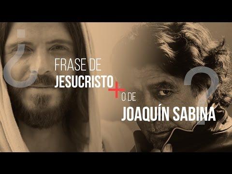 ¿Frase de Jesucristo o de Joaquín Sabina? | SONEG El Mundo Today 2x31