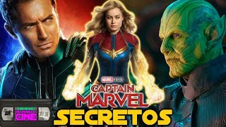 CAPTAIN MARVEL -Secretos, Referencias, Easter eggs, curiosidades, spoilers!