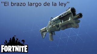 Battle Tactical Shotgun / The Long Arm of the Law Fortnite: Saving the World #359