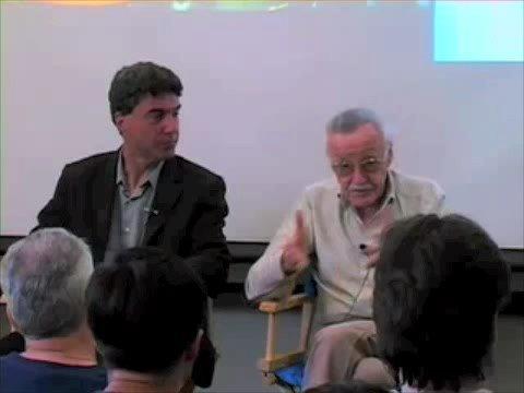 Stan Lee on Jack Kirby