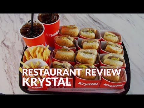 Restaurant Review - Krystal | Atlanta Eats