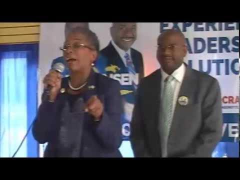 Donna Christensen for Governor
