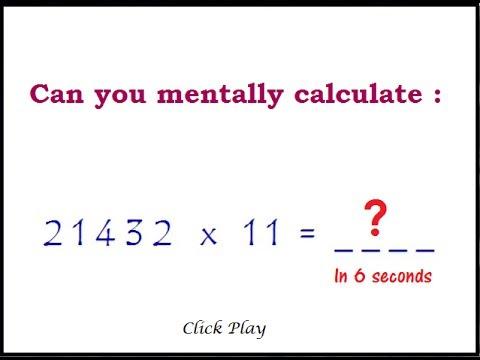 30 fast mental math Tricks : EasyCal Secrets of Mental Math