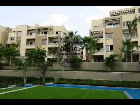 Park View Compound Beside El Rehab City Apartment For Sale 205m