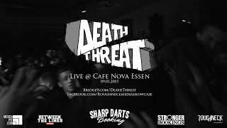 Death Threat Live @ Café Nova Essen (HD)