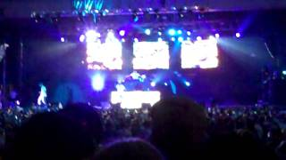 Wiz Khalifa - Wake Up and Fly Solo Live 2011 August 5th Phoenix Center Michigan
